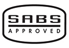 SABS Approved Logo